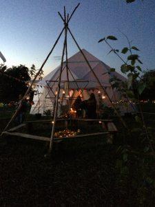 Glastonbury Peace Dome